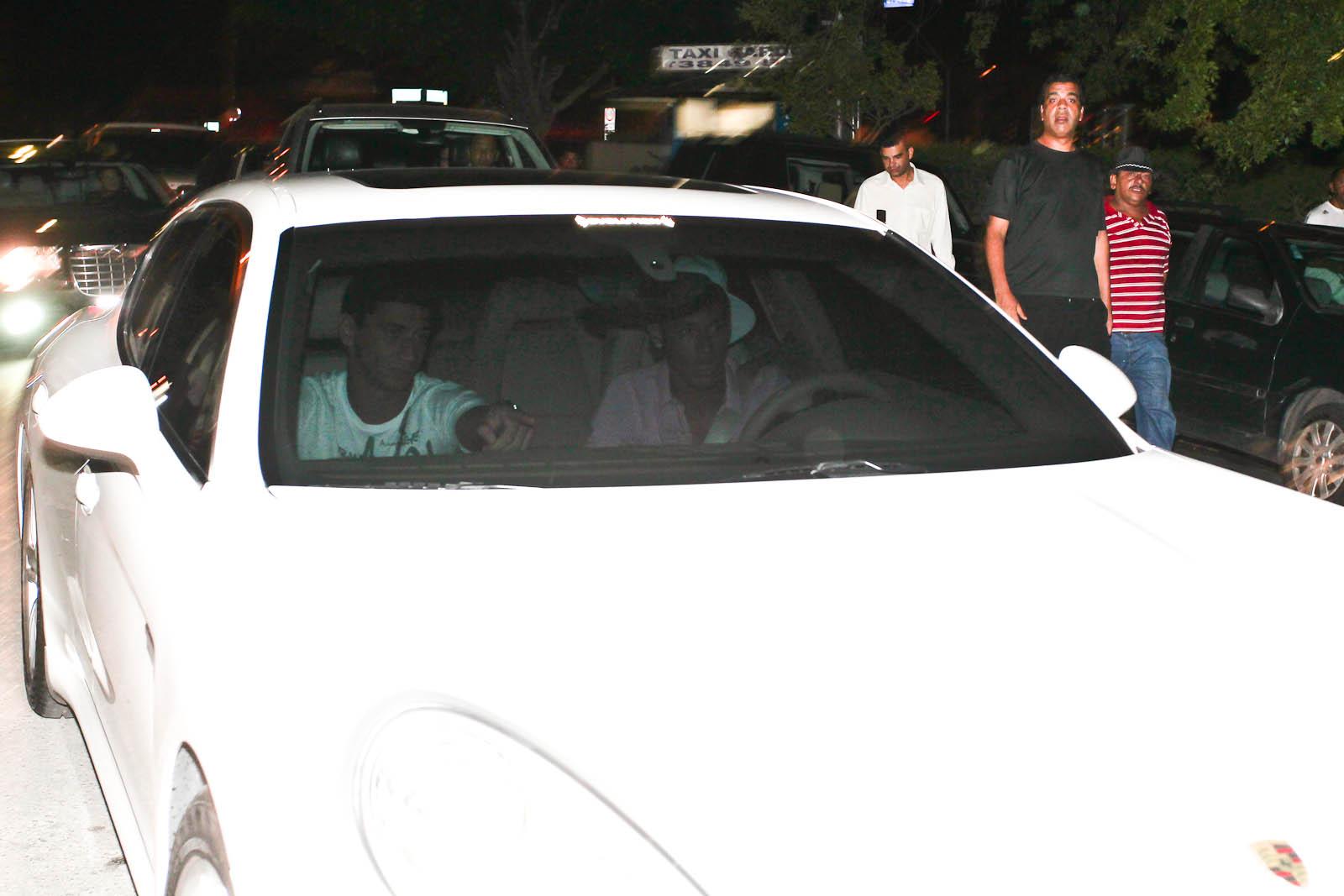 Ganso e Neymar