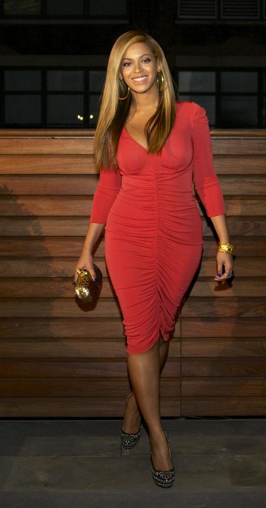 Beyoncé vai ao show do marido Jay-Z em Nova York, nos Estados Unidos (Foto: Site Oficial/ Reprodução)