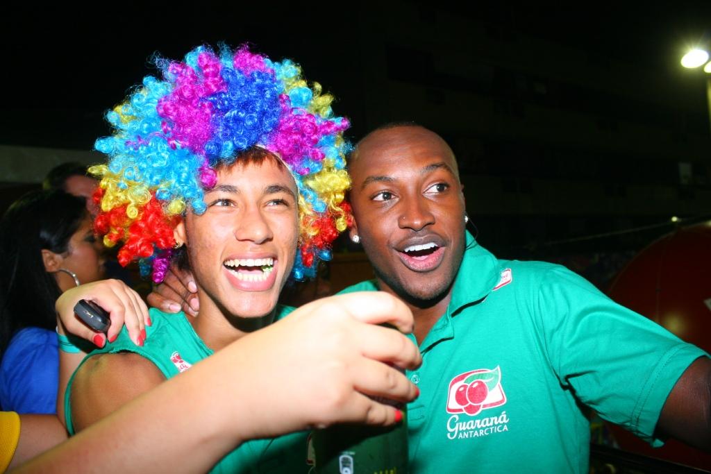 Neymar e Thiaguinho