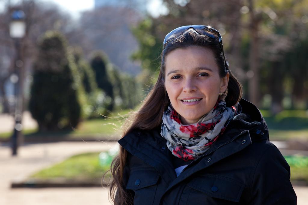 Sete anos de sair do 'BBB', Tina se mudou para Europa. Há cinco, mora em Barcelona, na Espanha.