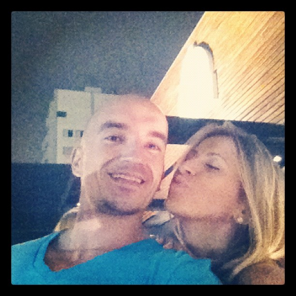 Filipe Soldati e Camila Pastroni (Foto: Reprodução/Twitter)