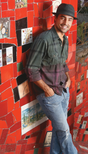 Ricardo Pereira (Foto: Marcos Pinto/Revista Contigo)