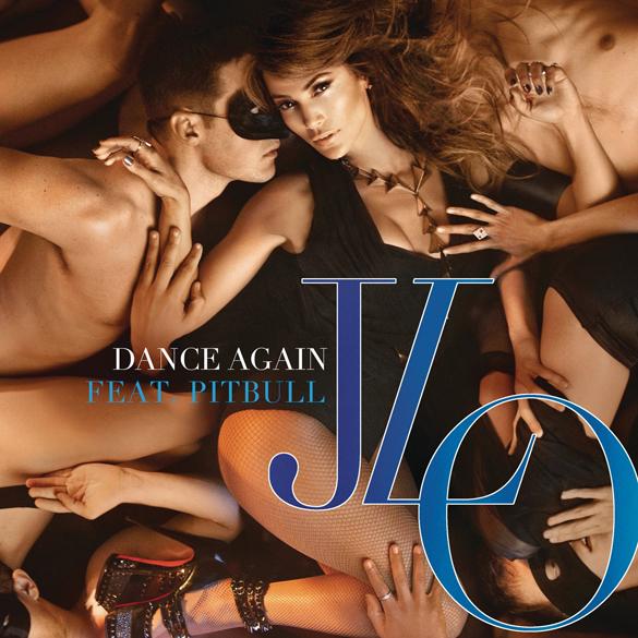 Capa do novo single de Jennifer Lopez e Pitbull (Foto: Divulgação / Divulgação)