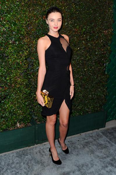 A modelo Miranda Kerr