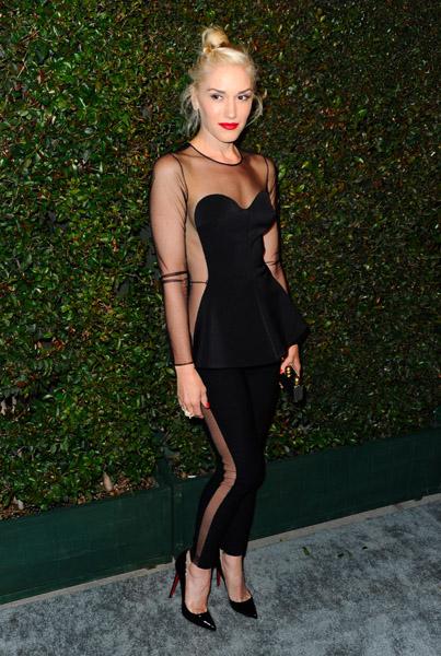 A cantora Gwen Stefani
