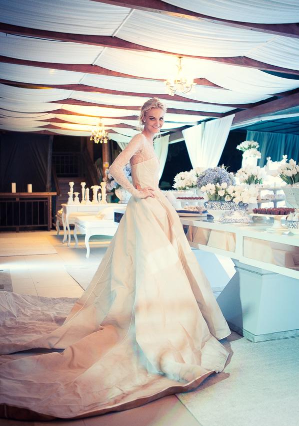 Carol Trentini (Foto: Thiago Bellini/Revista Vogue)