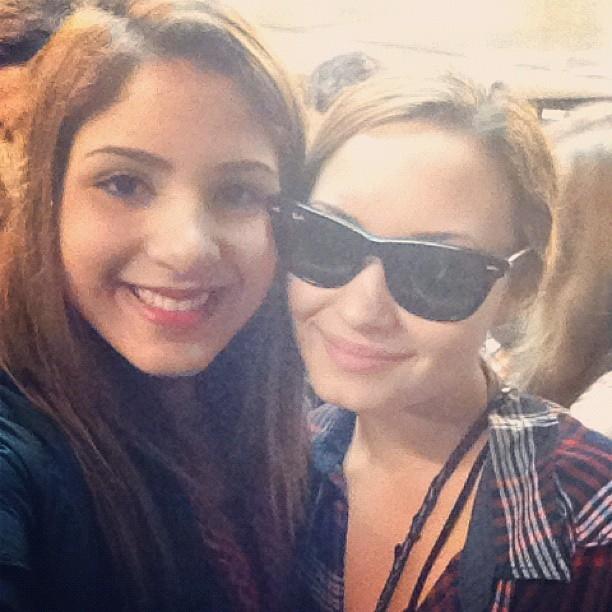 Demi Lovato (Foto: Twitter/Reprodução)