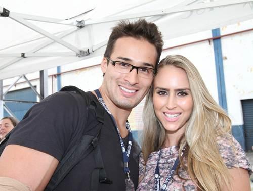 Toshi e Andressa  (Foto: Divulgação / Divulgação)
