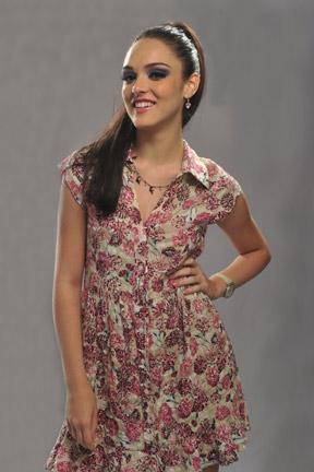 Isabelle Drumond (cheias de charme) (Foto: Renato Rocha Miranda/TV Globo)