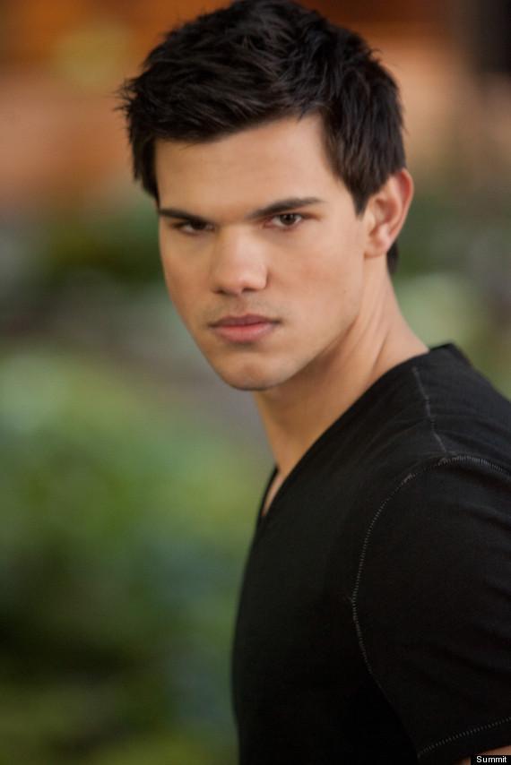 """Taylor Lautner em """"Amanhecer-Parte 2"""" (Foto: Divulgação)"""