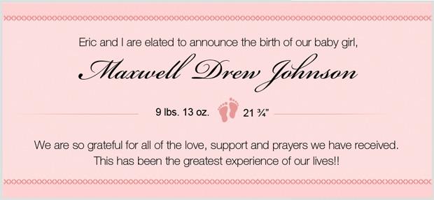 Convite Jessica Simpson (Foto: Site Oficial/ Divulgação)