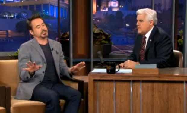 Robert Downey Jr. (Foto: Reprodução/NBC)