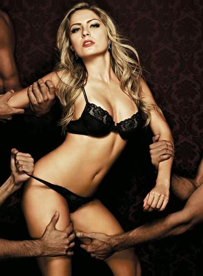 Renata BBB12 (Foto: Revista Playboy/Divulgação)