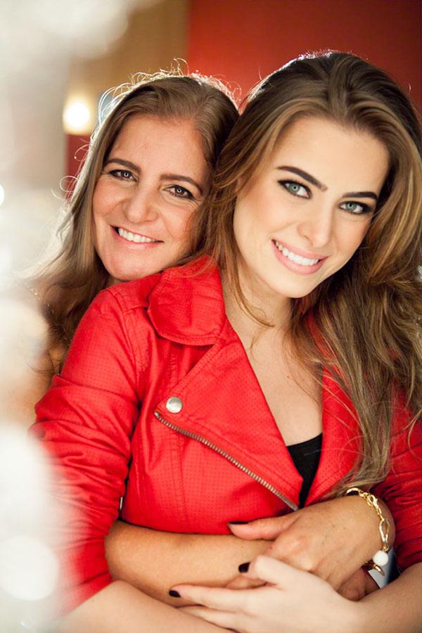 Teresa e Rayanne (Foto: Rodrigo Bressane / Divulgação)