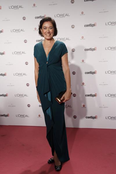 Lilia Cabral no Prêmio Contigo!