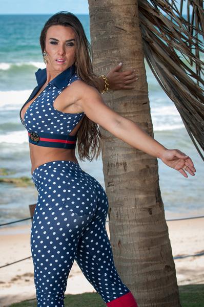 Nicole Bahls (Foto: Alex Dantas / Diferente Agência de Imagens)