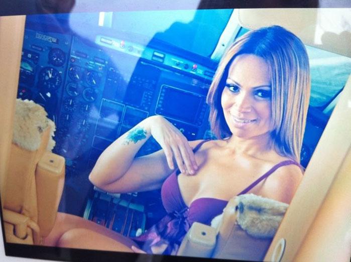 Solange Almeida (Foto: Divulgação / Divulgação)