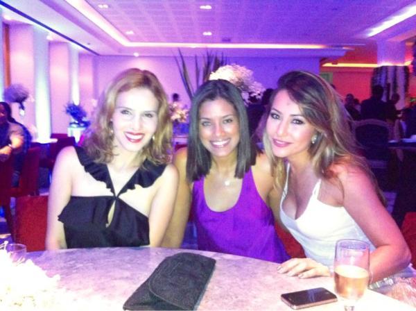 Leona Cavalli, Ildi Silva e Sabrina Sato (Foto: Reprodução/Twitter)