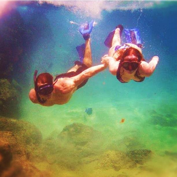 Marina Ruy Barbosa e Kleber Toledo (Foto: Reprodução/Instagram)