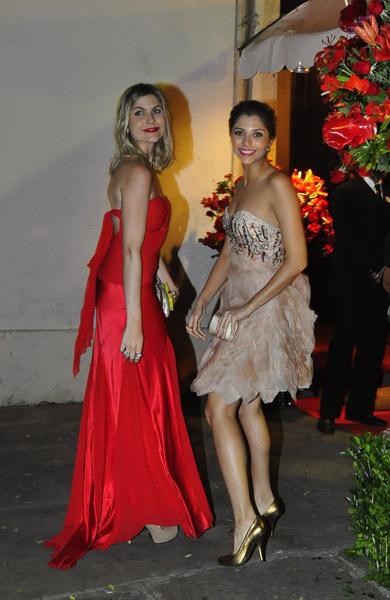 Julia Faria e Thammy Di Calafiori