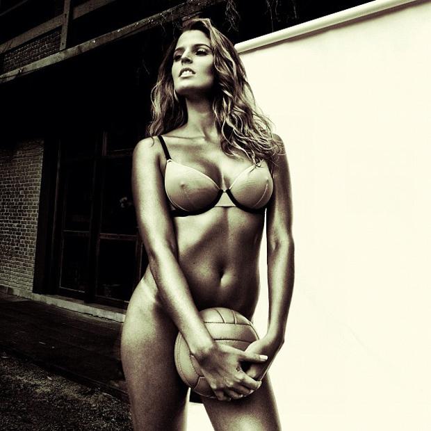 Mari Paraíba em ensaio para a Playboy (Foto: Instagram / Reprodução)