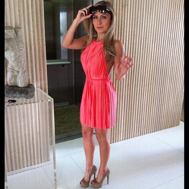 Renata (Foto: Reprodução/Instagram)