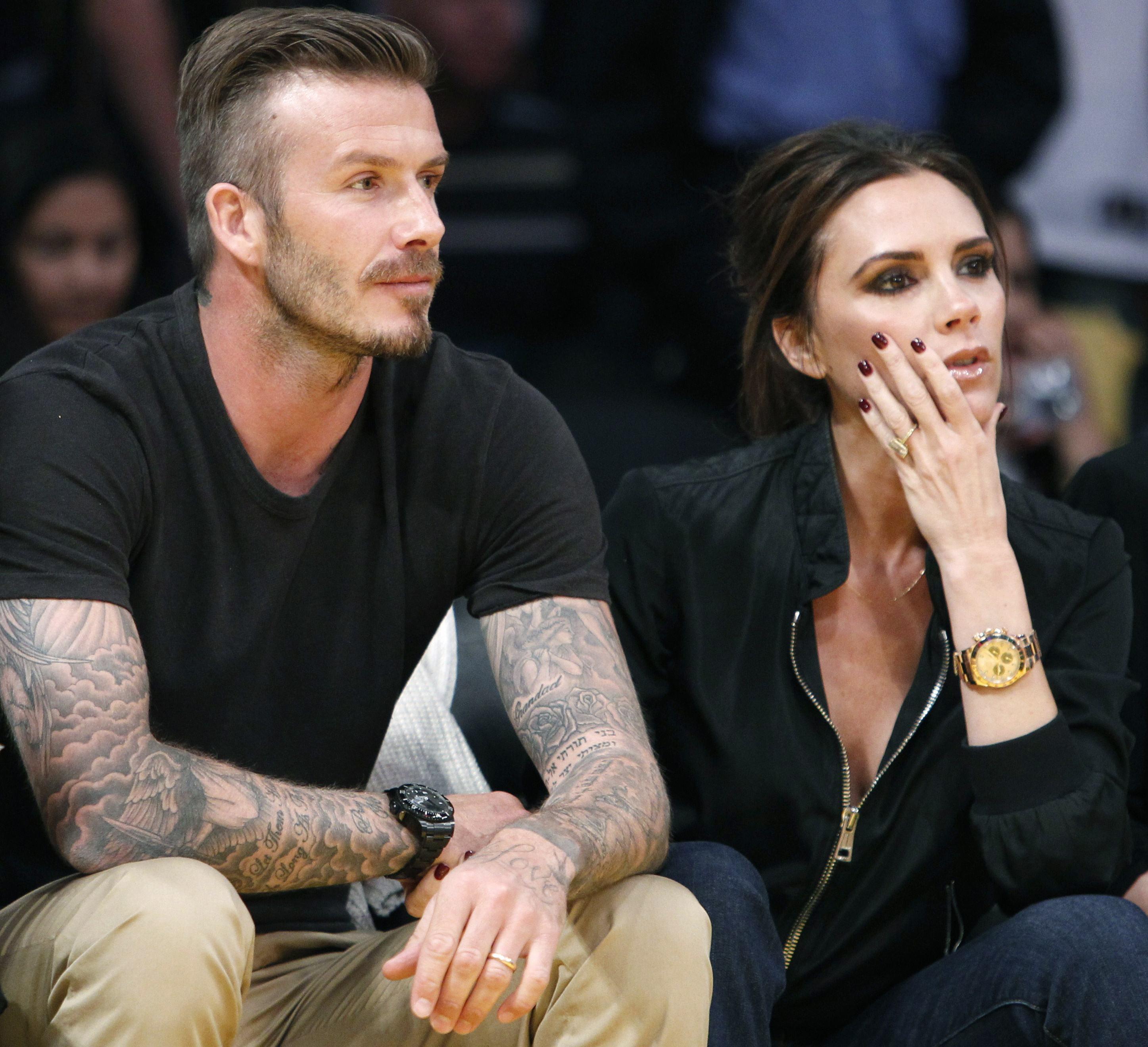 De David E Victoria Beckham A Gisele Bndchen E Tom Brady Confira 20 Casais De Famosos Com
