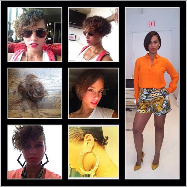 Alicia Keys (Foto: Twitter / Reprodução)
