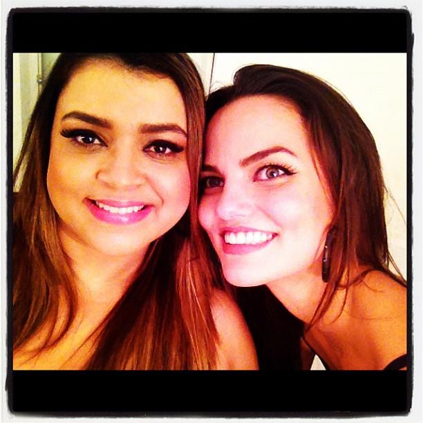 Preta Gil e Barbara Fialho  (Foto: Reprodução/ Instagram)