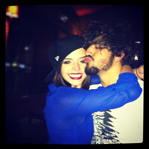 Caio Castro posta foto com Giovanna Lancellotti (Foto: Reprodução/Instagram)