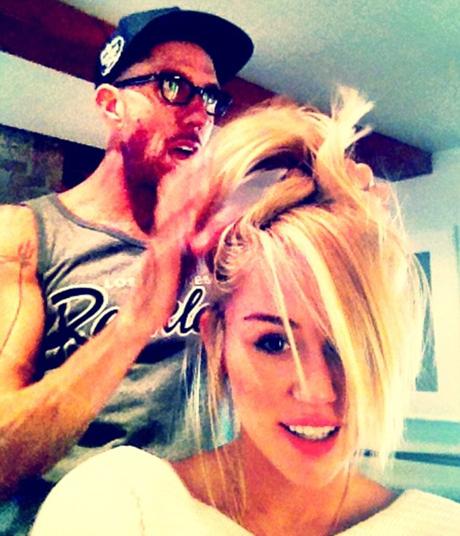 Miley Cyrus (Foto: Reprodução/ Twitter)
