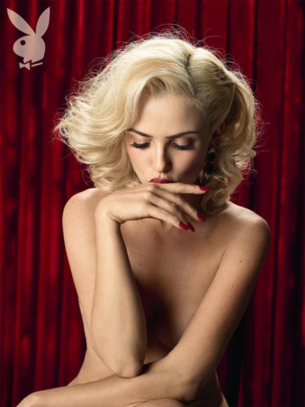Nathália Rodrigues na 'Playboy' (Foto: Divulgação)