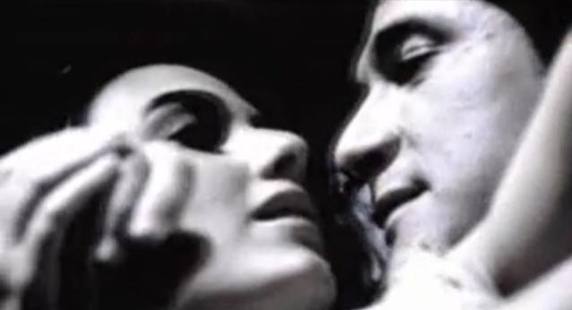 Nicole Bahls e Daniel no clipe 'Desatino' (Foto: Reprodução/Reprodução)