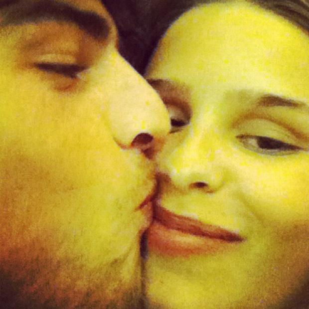 Yasmin Brunet e namorado, Evandro Soldati (Foto: Instagram / Reprodução)