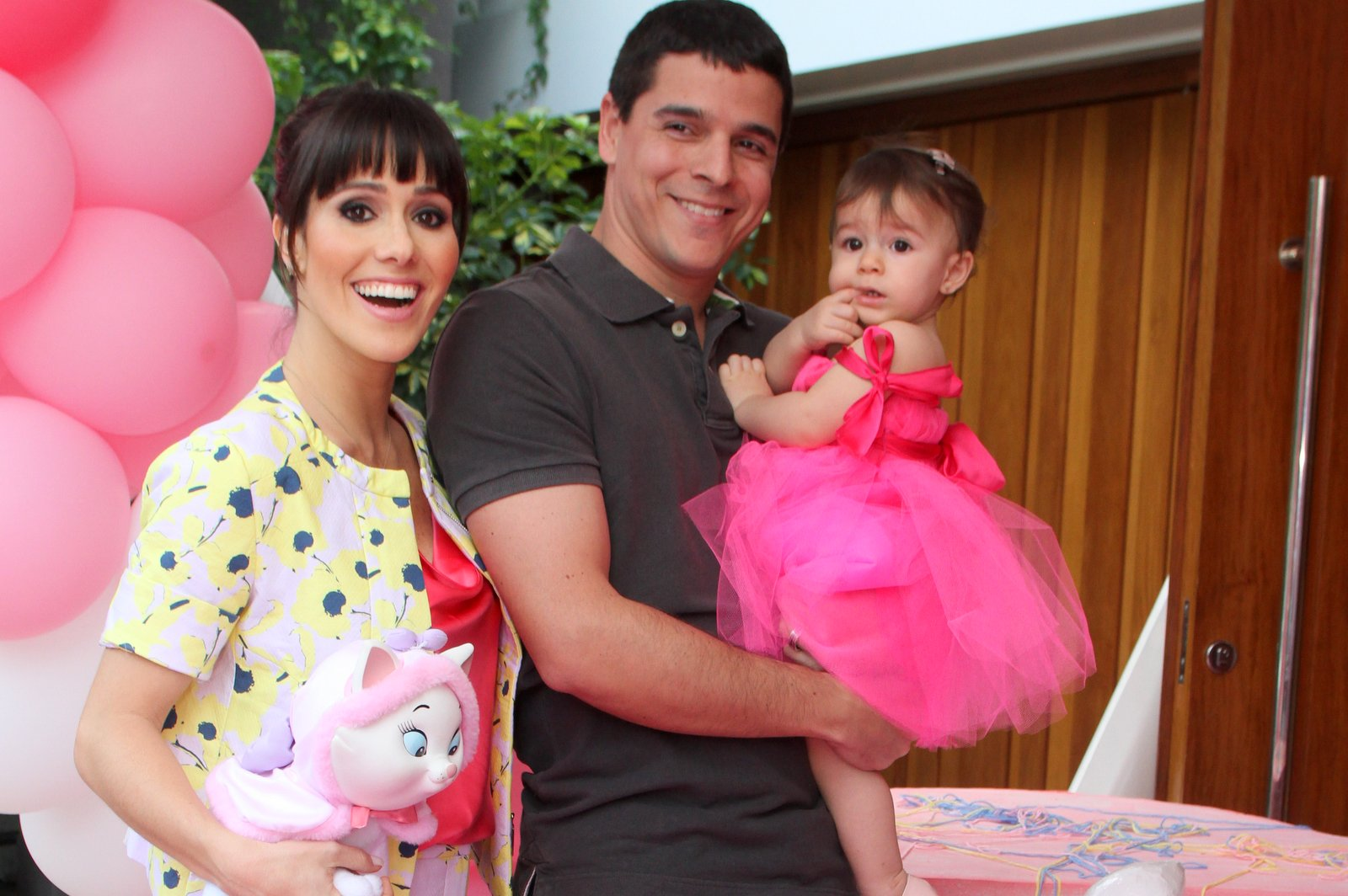 Fernanda Pontes, Diogo Boni e Malu