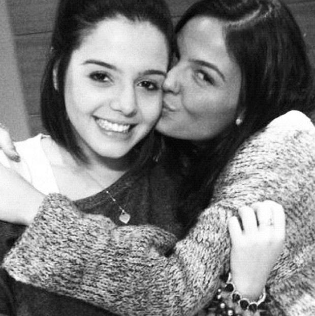 Giovanna Lancellotti e ísis Valverde (Foto: Instagram / Reprodução)