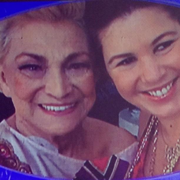 Hebe e Daniela Beyruti (Foto: Instagram/Reprodução)