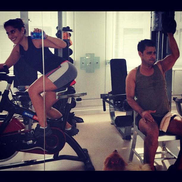 Zezé e Camila Camargo (Foto: Reprodução/ Instagram)