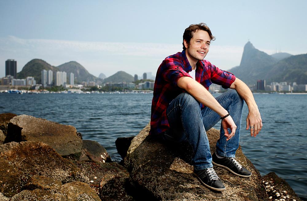 Daniel Dalcin foi protagonista de 'Malhação' em 2009 e desde então estava afastado da TV
