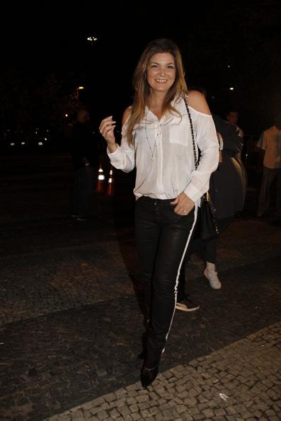 Cristiana Oliveira (Foto: Isac Luz/ EGO)