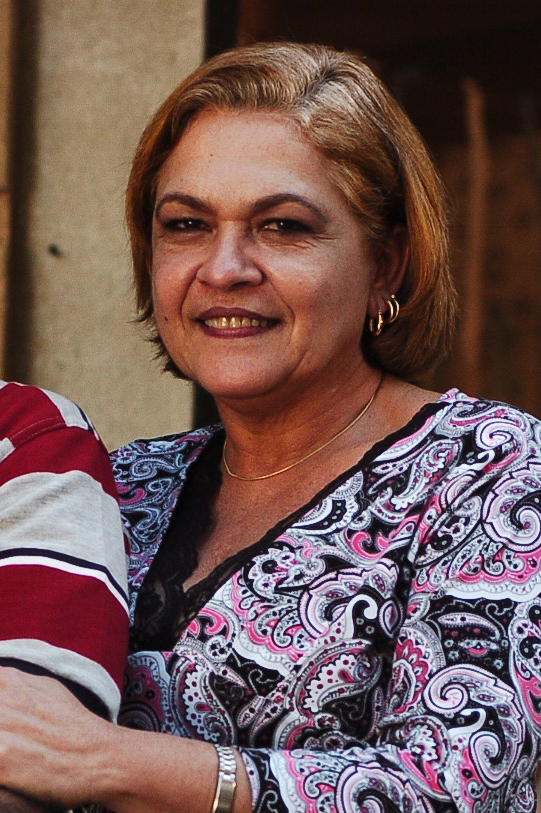 Regina Dourado (Foto: TV Globo / Renato Rocha Miranda)