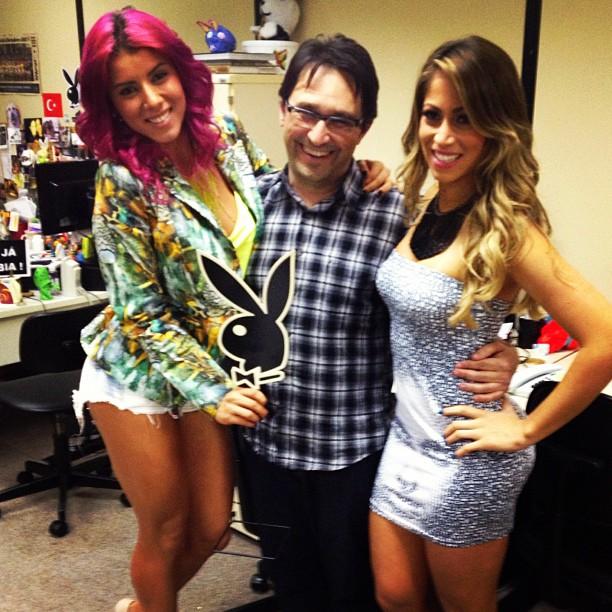 Thais Bianca e Carol Narizinho (Foto: Instagram / Reprodução)