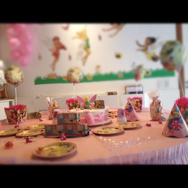 Festa de um mês de Eva, filha de Angélica e Luciano Huck (Foto: Instagram/ Reprodução)