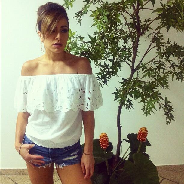 Sabrina Sato no Rio de Janeiro (Foto: Reprodução/Instagram)