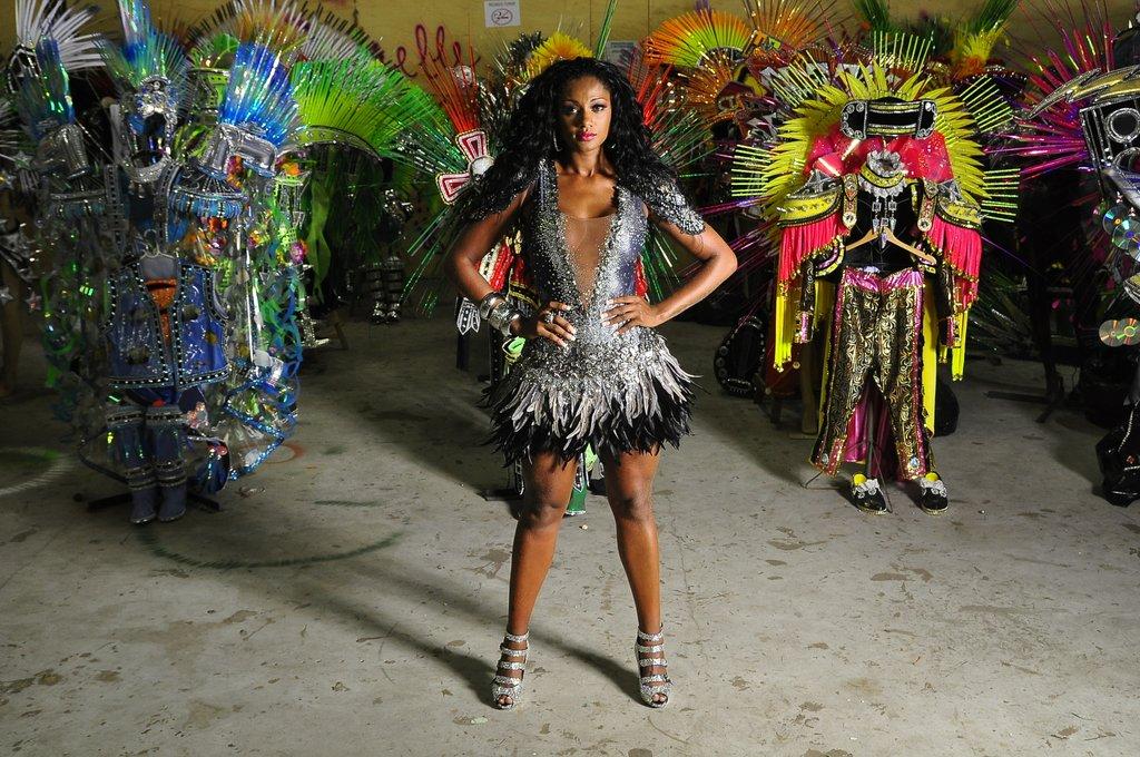 Muita gente estranhou quando a Mocidade Independente de Padre Miguel, do Rio de Janeiro, anunciou a paulistana Camila Silva como rainha de bateria