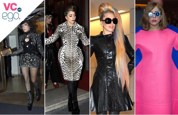 Lady Gaga - Você no Ego (Foto: Ego)