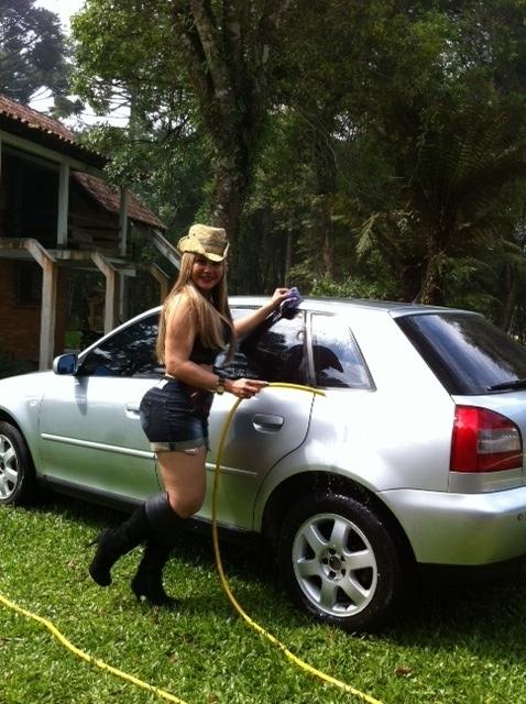 Mulher Maçã (Foto: Divulgação)