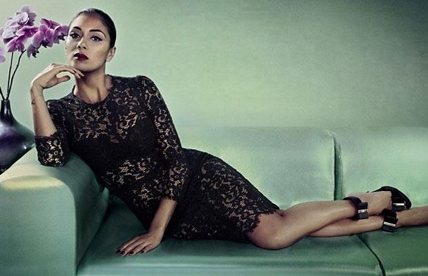 Nicole Scherzinger (Foto: Reprodução)