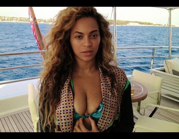 Beyoncé (Foto: Reprodução/Site Oficial)