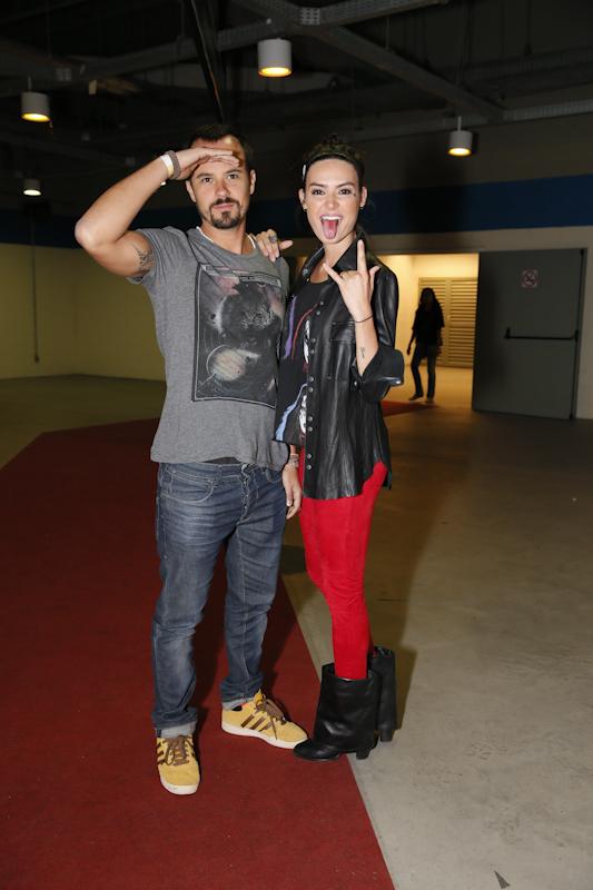 Paulo Vilhena e Thaila Ayala (Foto: Felipe Panfili/Agnews)
